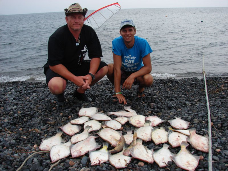 отдых во владивостоке с рыбалкой